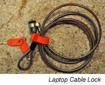 Laptop Cable Lock