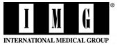 International Medical Group (IMG) Logo