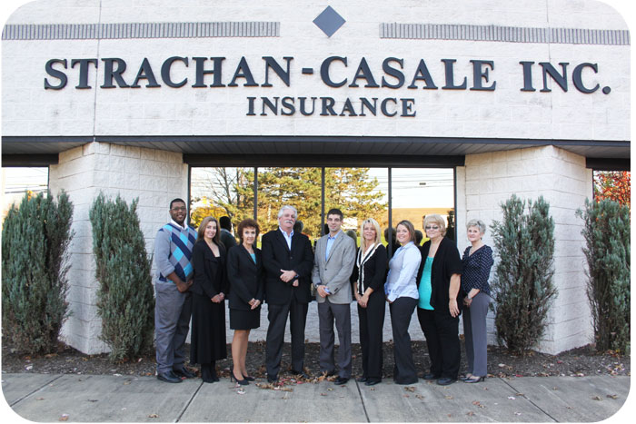 Strachan-Casale Insurance is an independent insurance agency in Ohio