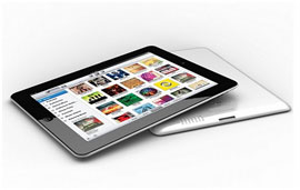 Refer a friend and have a chance to win an Apple iPad!